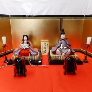 【雛人形】京製木目込雛 芳華雛 |rakusaicollection