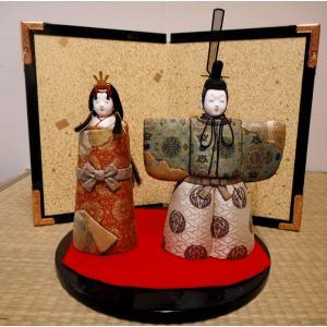 【送料無料!】【雛人形】京製木目込雛 立雛|rakusaicollection