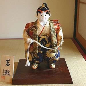 【五月人形】京製衣装人形 若殿|rakusaicollection