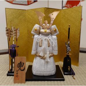 【五月人形】京製木目込人形 兜(弓・太刀無し)|rakusaicollection