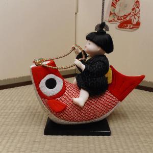 【五月人形】京製木目込人形 大空|rakusaicollection