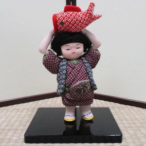 【五月人形】京製木目込人形 鯉くん|rakusaicollection