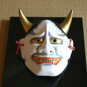 御所人形 面(般若)|rakusaicollection