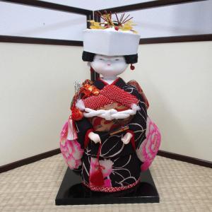 人形【送料無料!】京製木目込人形 花嫁|rakusaicollection