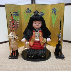 五月人形 京製木目込人形 武者わらべ|rakusaicollection