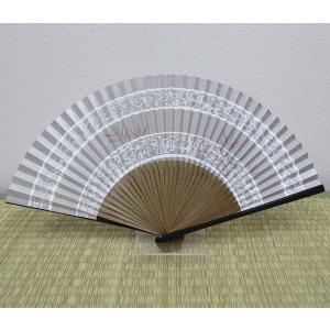 京扇子 透かし骨(絹張り)|rakusaicollection