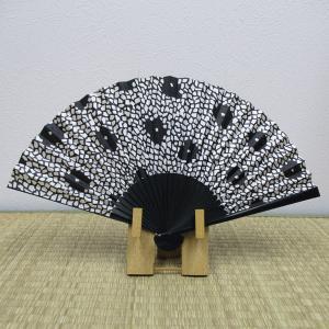 扇子 京扇子(紙張り)-ひょうたん- 【メール便料無料!】|rakusaicollection