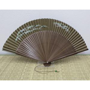 扇子 京扇子(紙張り) 【送料無料!】|rakusaicollection