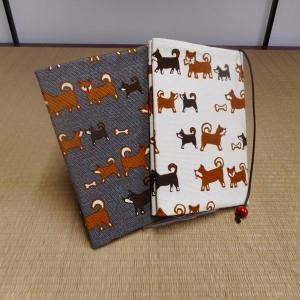 帆布 ブックカバー(文庫用)|rakusaicollection