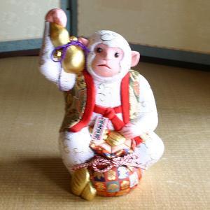 京製木目込干支人形 申(2016年) 【送料無料!】|rakusaicollection