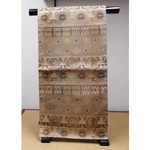 【送料無料!】西陣織正絹 名古屋帯|rakusaicollection