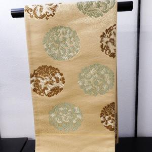 【送料無料!】西陣織正絹 袋帯(唐織)|rakusaicollection