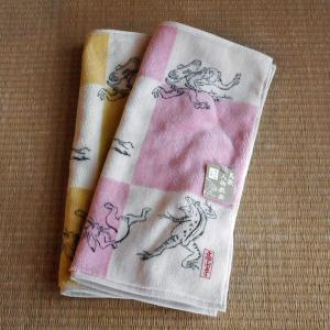 タオルはんかち(綿)|rakusaicollection