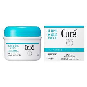 花王 Curel キュレル 薬用クリーム ジャー 90g...