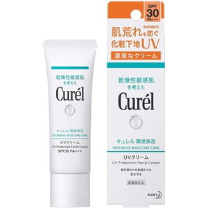 花王 Curel キュレル UVクリーム SPF30/PA++ 30g...