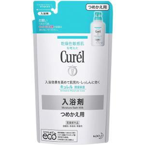 花王 Curel キュレル 潤浸保湿 入浴剤 つめかえ用 360mL (医薬部外品)