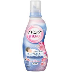 花王 ハミング オリエンタルローズの香り 本体 600ml|rakushindenki