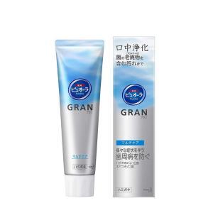 花王 ピュオーラGRAN(グラン) マルチケア 薬用ハミガキ 100g