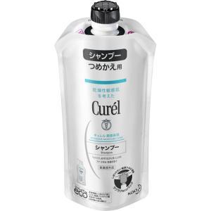 花王 Curel キュレル シャンプー つめかえ用 340ml