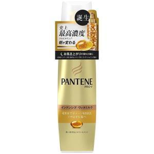 髪の分子レベルまで浸透。ダメージ補修保護効果が続く。濃厚プロビタミン処方。分子レベルまで瞬間浸透、傷...