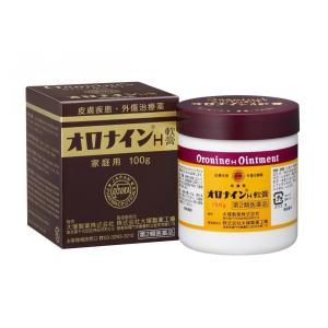 (第2類医薬品) 大塚製薬 オロナインH軟膏 100g