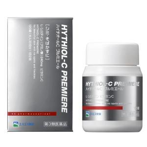 (第3類医薬品) エスエス製薬 ハイチオールC プルミエール (120錠)