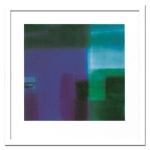 ウォールデコレーション アートパネル モダン 絵 Susanne Atahli Untitled blue,2004 sd3097078 rakusouya