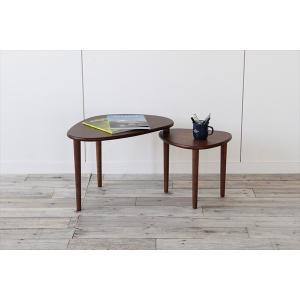 ローテーブル サイドテーブル リビングテーブル コンパクト 折り畳み 折りたたみ emo スィングテーブル rakusouya
