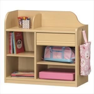 子供部屋 収納 子ども部屋 ランドセルラック こども用 LAK-6575H|rakusouya