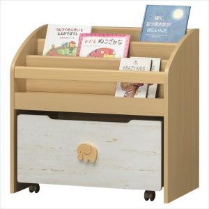 子供部屋 収納 子ども部屋 ラック 北欧 おもちゃ 絵本 こども用 LAK-7075BS|rakusouya