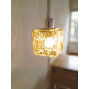 天井照明 シーリングライト ひび割れガラスが美しい1灯ペンダント sd2984321|rakusouya