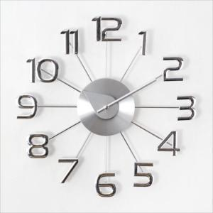 掛け時計 壁掛け時計 室内時計 ウォールクロック おしゃれ デザイン ジョージ・ネルソン フェリス クロック|rakusouya