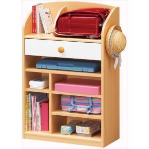 子供部屋 収納 子ども部屋 薄型、省スペース ランランラック LLL-9565H|rakusouya