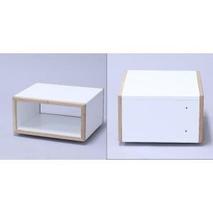 自由に組合わせるラック IKO-BOX 奥行30cm 1L両面タイプ|rakusouya