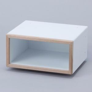 自由に組合わせるラック IKO-BOX 奥行30cm 1L標準タイプ|rakusouya