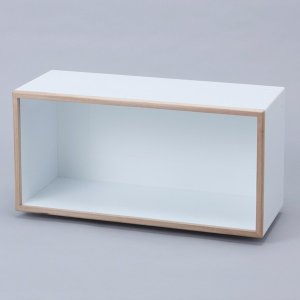 自由に組合わせるラック IKO-BOX 奥行30cm 3L標準タイプ|rakusouya