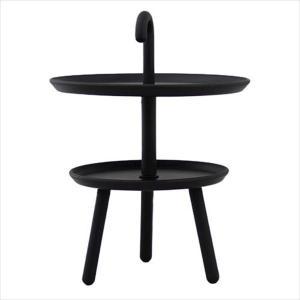 サイドテーブル カプリストレーテーブル アーバンモダン ブラック|rakusouya
