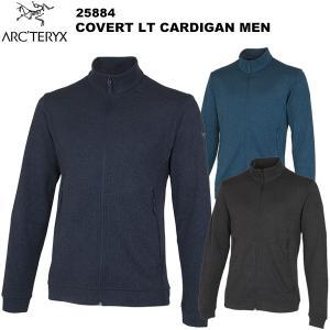 ARC'TERYX(アークテリクス) Covert LT Cardigan Men's(コバート LT カーディガン メンズ) 25884 rakuzanso