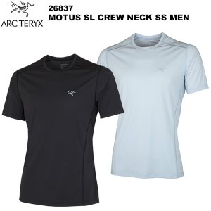 ARC'TERYX(アークテリクス) Motus SL Crew SS Men's(モータス SL クルーネック SS シャツ メンズ) 26837 rakuzanso