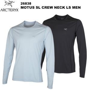 ARC'TERYX(アークテリクス) Motus SL Crew LS Men's(モータス SL クルーネック LS シャツ メンズ) 26838 rakuzanso
