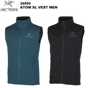 ARC'TERYX(アークテリクス) Atom SL Vest Men's(アトム SL ベスト メンズ) 26890 rakuzanso