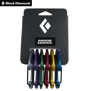 Black Diamond(ブラックダイヤモンド) ミニワイヤー ラックパック BD10403 rakuzanso