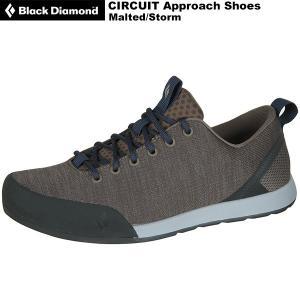 Black Diamond(ブラックダイヤモンド) Circuit Approach Shoes Men's(サーキット メンズ) BD27010 モルテッド/ストーム rakuzanso