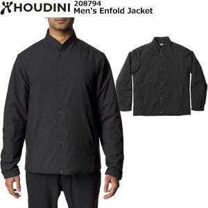 HOUDINI(フーディニ) Men's Enfold Jacket 208794|rakuzanso