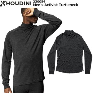 HOUDINI(フーディニ) Men's Activist Turtleneck 230054|rakuzanso