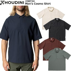 HOUDINI(フーディニ) Men's Cosmo Shirt 238724|rakuzanso