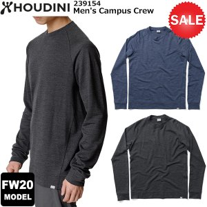 HOUDINI(フーディニ) Men's Campus Crew 239154|rakuzanso