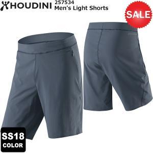 【20%OFF】HOUDINI(フーディニ) Men's Light Shorts 257534 2018春夏カラー|rakuzanso