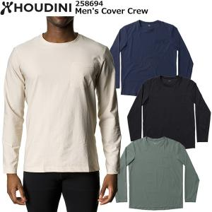 HOUDINI(フーディニ) Men's Cover Crew 258694|rakuzanso