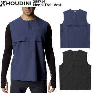 HOUDINI(フーディニ) Men's Trail Vest 258714|rakuzanso